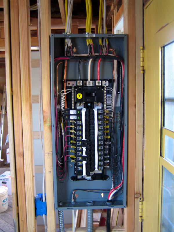 main electrical panel wiring diagram residential electrical panel wiring diagram #14