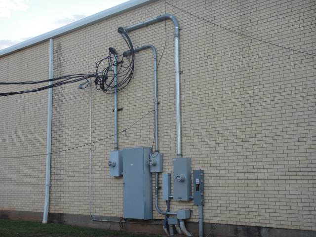 Browning Electric Company Wichita Falls, Texas Commercial Services