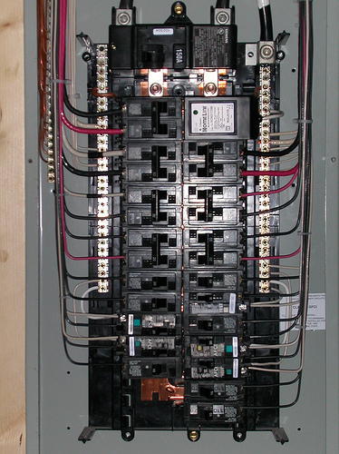 commercial electrical projects